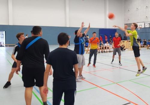 Sportfest Basketball