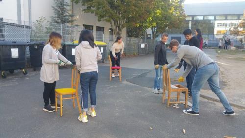 2020 Stuhlprojekt Stuhl Experimente2