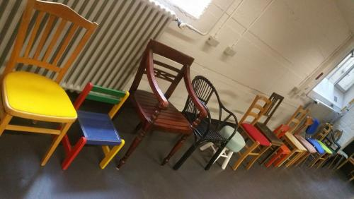 2020 Stuhlprojekt Stuhlsammlung