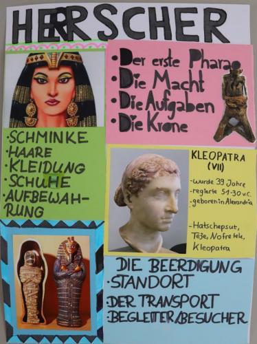 2020 Tdot Leibnizschule Geschichte Aegyptenplakat