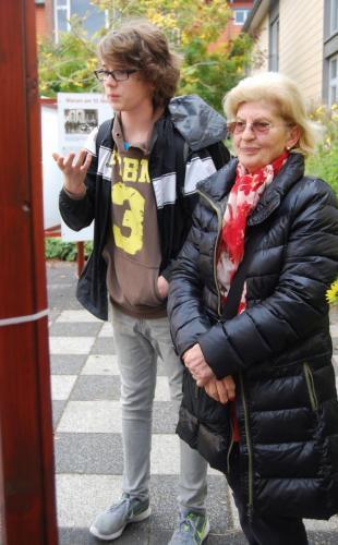Eva Szepesi - Leben nach Auschwitz